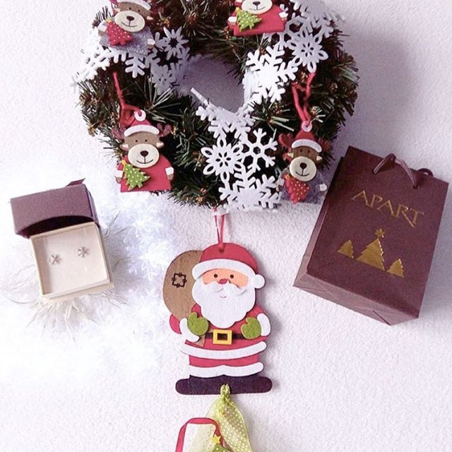 Mikoajki z APART perfect gift wietazApart bizuteriaAPART love regram aniawozniak