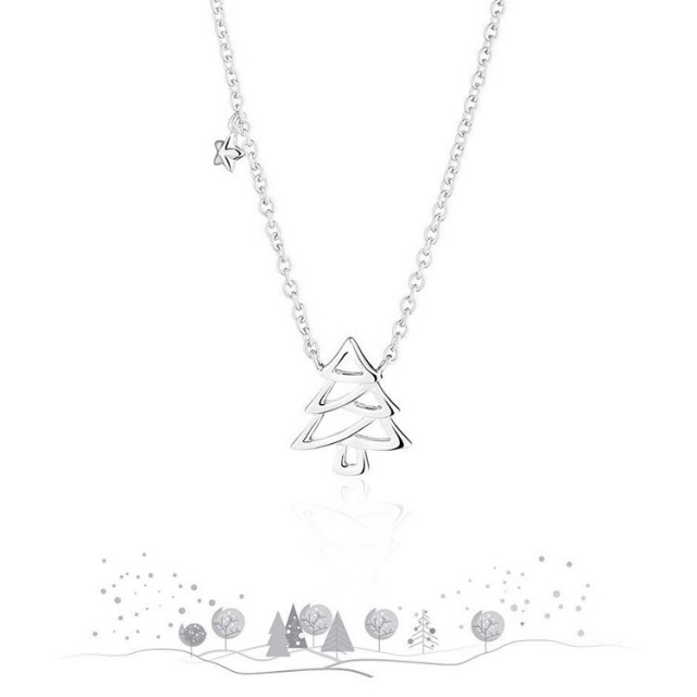 Srebrny naszyjnik z choink z kolekcji MagicMoments  Cena odhellip