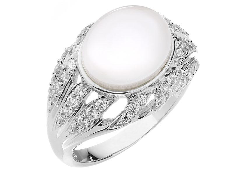 AP120-5477-pierścionek-srebro-rodowane-cyrkonie-perła