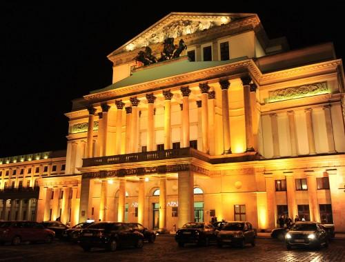Jubileusz 40-lecia firmy APART, inauguracja nowej kampanii reklamowej z udziałem ambasadorek, Teatr Wielki Opera Narodowa, 28.02.2017 Studio69 - Maciej Cyran