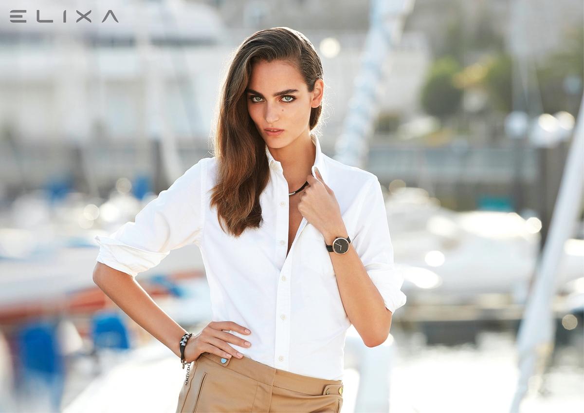 Wizerunek modelka Elixa Beauty E106-L427 + EL124-5497 + EL121-8194