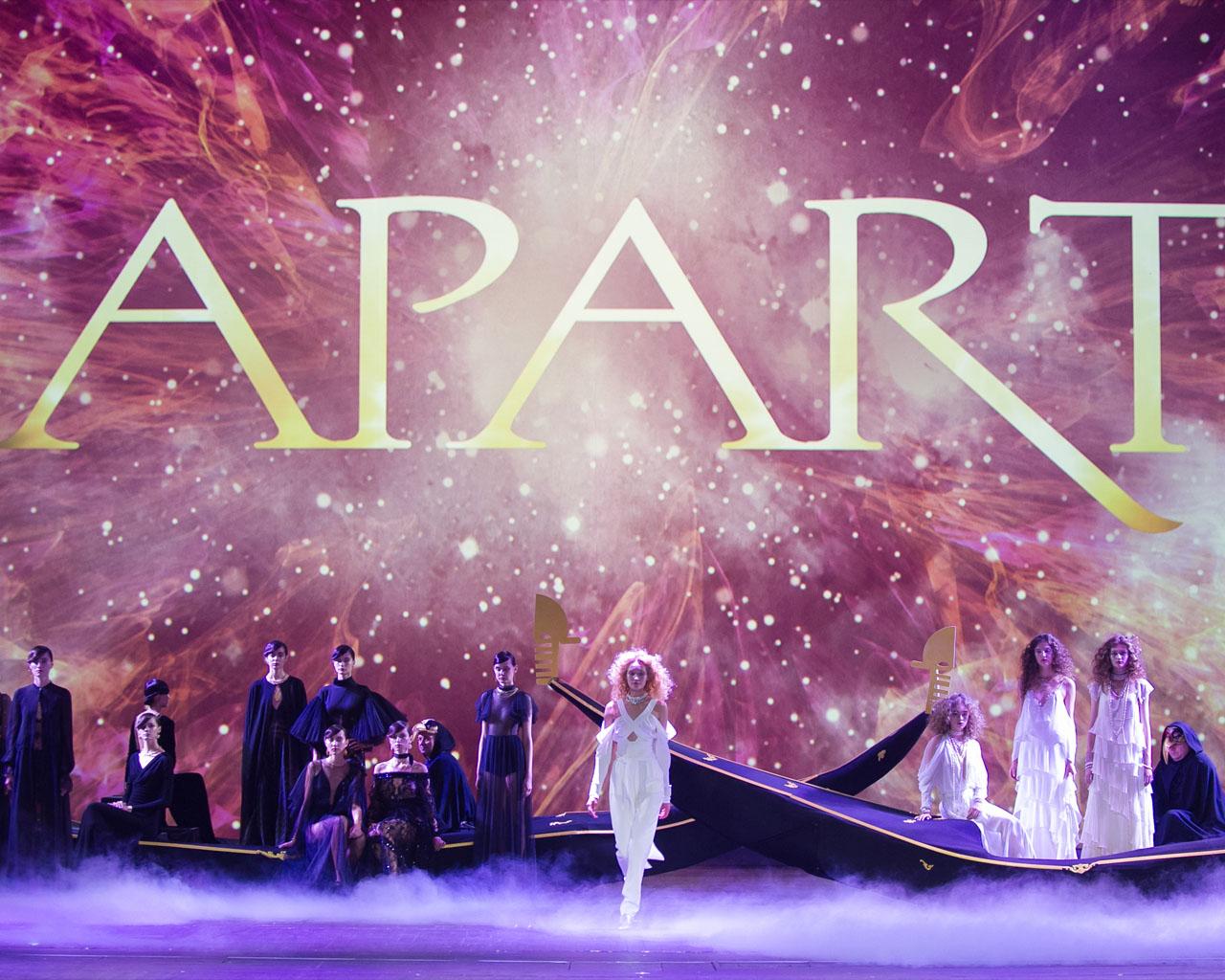 Fot. Bartosz Krupa/East News. Warszawa 28.02.2017. Gala 40-lecia marki APART.